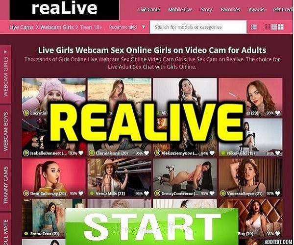 realive cam chat